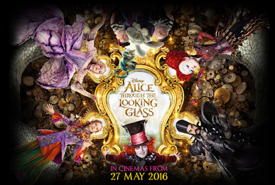 Film Alice Trough The Looking Glass 2016