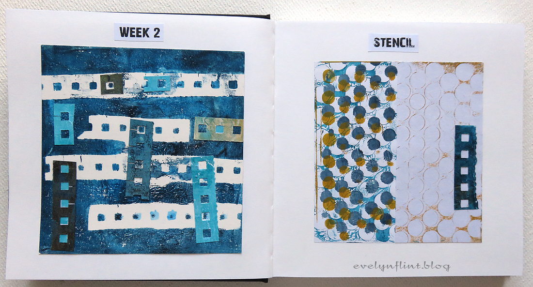 SURFACE TREATMENT WEEK 2 SKETCHBOOK
