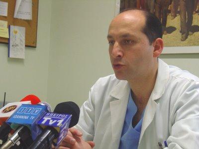 Γιάννενα: Και ο Στέφανος Ζούμπας κατέθεσε αίτηση βουλευτικής υποψηφιότητας στο ΚΙΝΑΛ