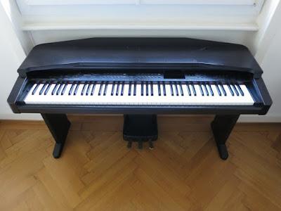 piano Yamaha CVP 65
