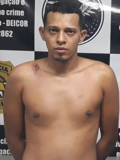 Homem é preso apontado como integrante de facção criminosa no RN; entre os delitos: roubo a agência bancária e casa lotérica