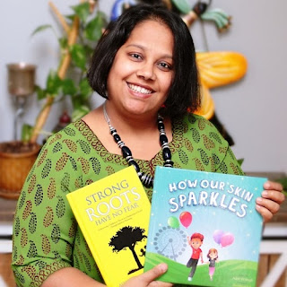 Aditi Wardhan Singh, author