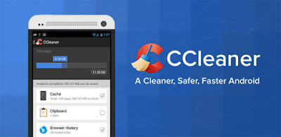 Utileria limpieza computadora CCleaner