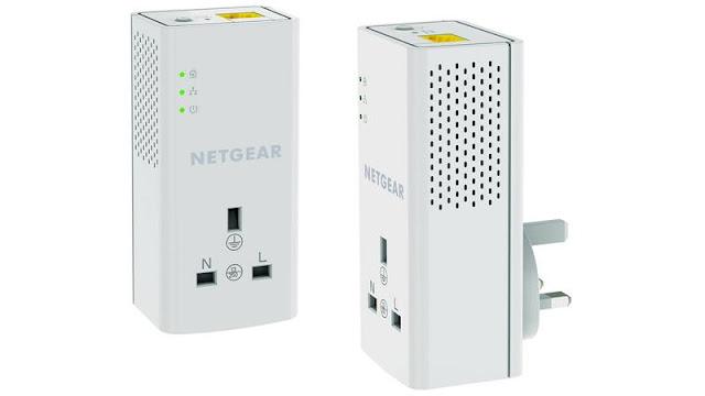 5. Netgear Powerline 1000