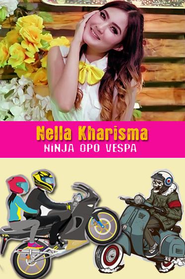 Chord Gitar Nella Kharisma - Ninja Opo Vespa (VERSI ASLI)