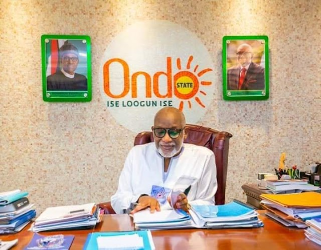 Ondo State Government Uncovers 4.3 Billion Naira In Secret Account After 10 Years