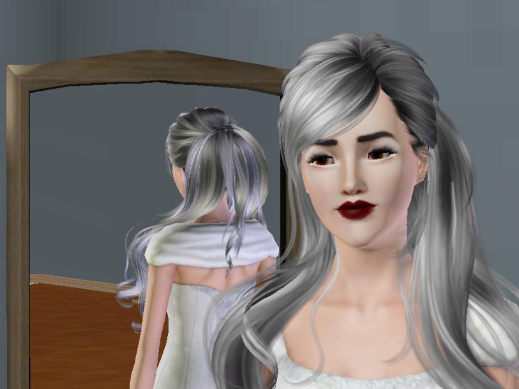 Der Kreative Simsblock Die Weiße Königin Alice Im Wunderland