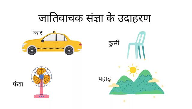 Common Noun in Hindi, TYPES of common noun in hindi, Examples of Common noun in hindi, जातिवाचक संज्ञा , परिभाषा, और उदाहरण।