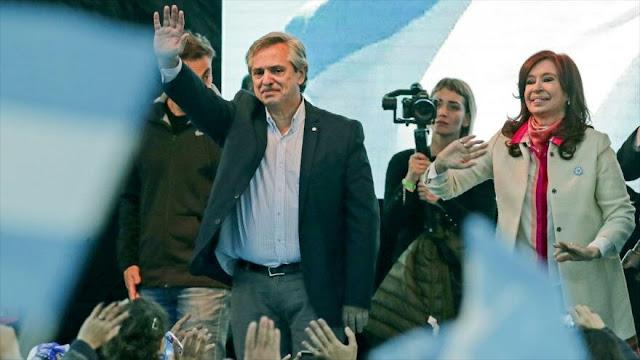 Precandidato presidencial: Macri apagó la economía de Argentina