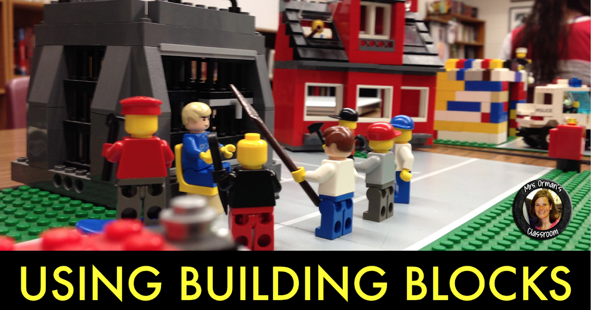 Mrs. Orman's Classroom: Using Building Blocks in the Secondary ...