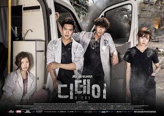 (K-drama) D-Day - Episódio 13