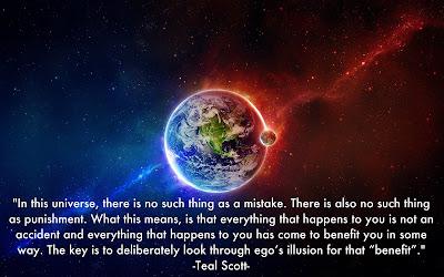 Universe Spiritual Quotes