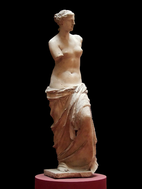 Venus de Milo Statue by Alexandros of Antioch