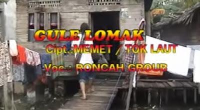 Lirik Lagu Gule Lomak - Wak Uteh