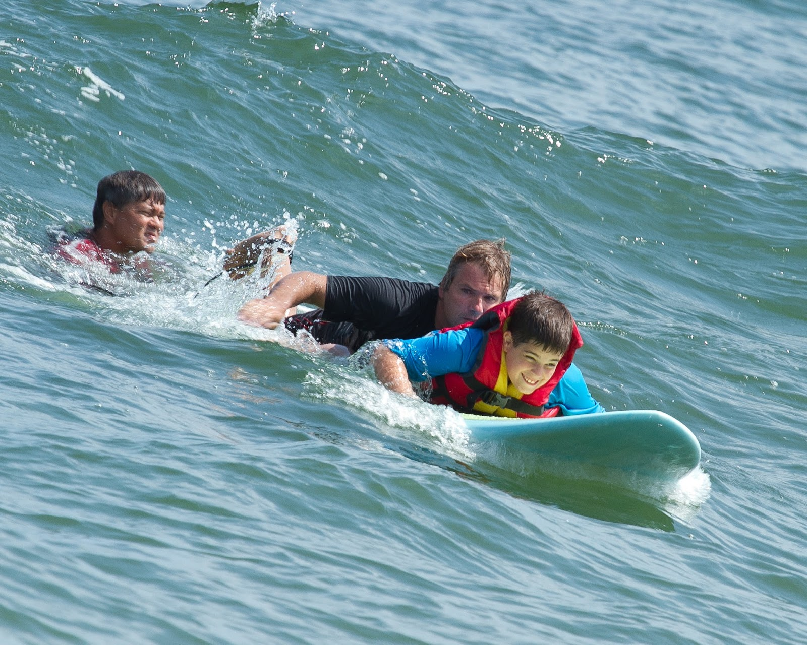 Surfing For Autism Virginia Beach