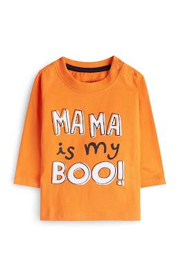 ropa infantil de Primark para halloween