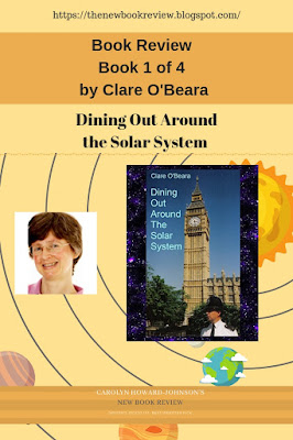 Dining Out Around the Solar System Book 1 by Clare O'Beara Review