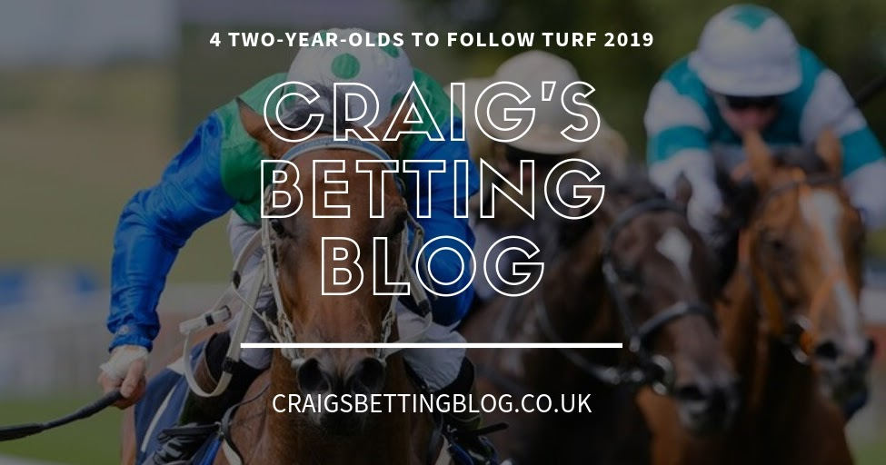 Craig's Betting Blog: 4 Two-Year-Old Race Horses to Follow
