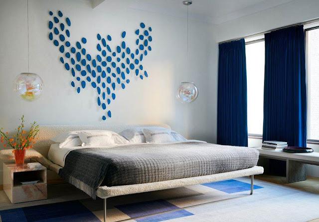 best bedroom design ideas hanging bedside lamps