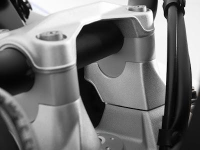 ワンダーリッヒ ハンドルアップキット20mm S1000XR('20-)