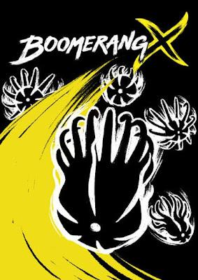 Capa do Boomerang X