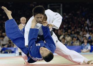 Manfaat Renang Untuk Atlet Judo