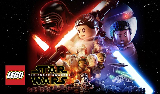LEGO Star Wars: TFA Apk + Data for android