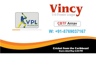 Today Match Prediction Salt Pond Breakers vs Grenadines Divers Vincy Premier League 20th T10 100% Sure