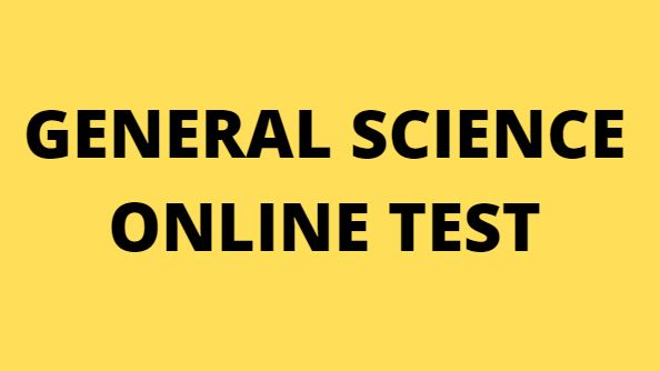General Science Question Answer Online Test Mock Test In Hindi