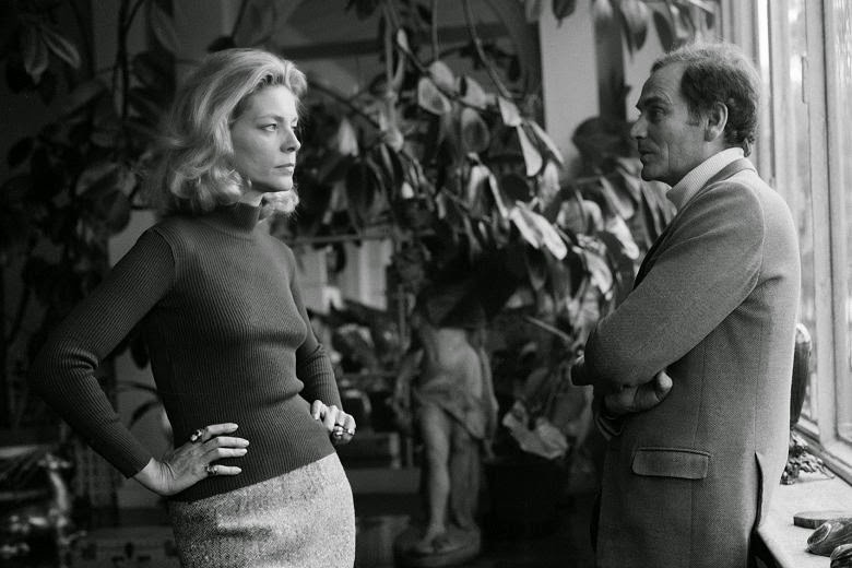 Rip Lauren Bacall A Fashion Tribute And My Father S