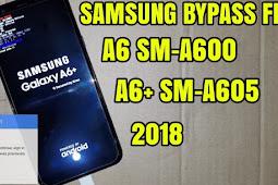 Hapus Verifikasi Akun Google Samsung Galaxy A6 Plus 2018 SM-A605F/DS