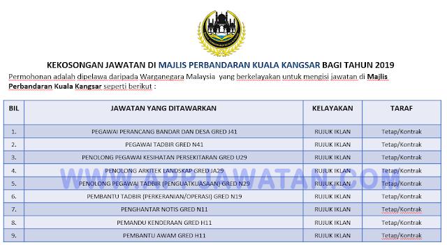 Majlis Perbandaran Kuala Kangsar.