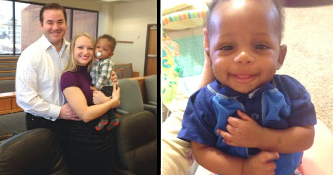Couple Adopts Baby Boy. Their Mouths Drop When They Hear His Prayer One Night.