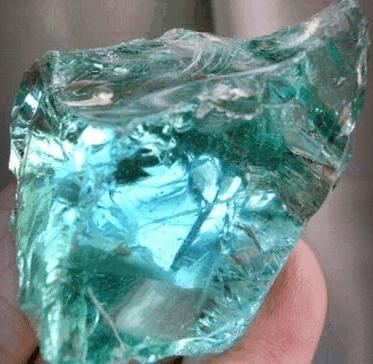 Invoguejewelry Genuine Obsidian V Fake Blue Green Aqua