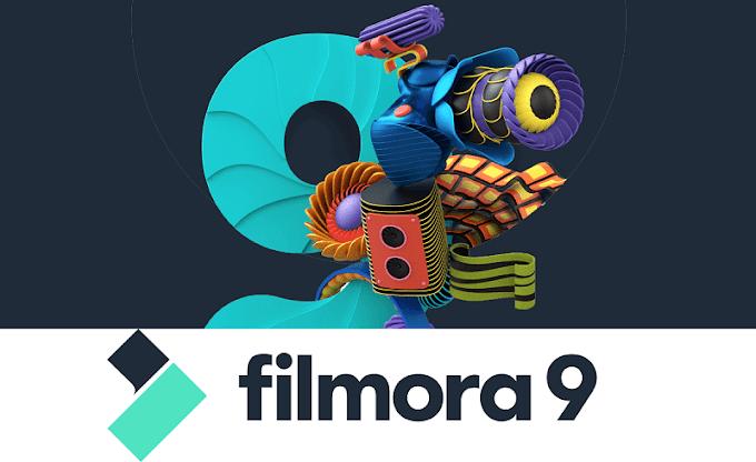 Tải về Wondershare Filmora 9