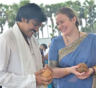 Anna Lezhneva  (Pawan Kalyan Wife) Family Husband Biography Parents children's Marriage Photos
