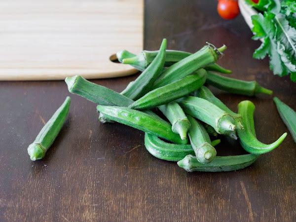 Cara Menanam Okra dan Resep Kari Santan Sayur Okra
