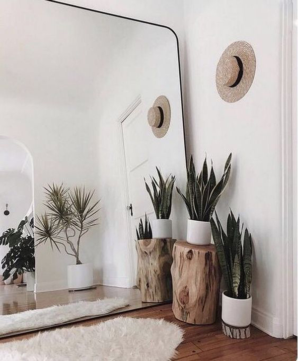 chic minimalist home design