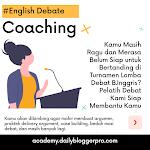 Jasa Pelatih Lomba Debat Bahasa Inggris Jakarta Timur
