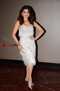 Bollywood Actress Model Urvashi Rautela Stills at Her 23rd Birthday Celebrations In Mumbai  0013.jpg
