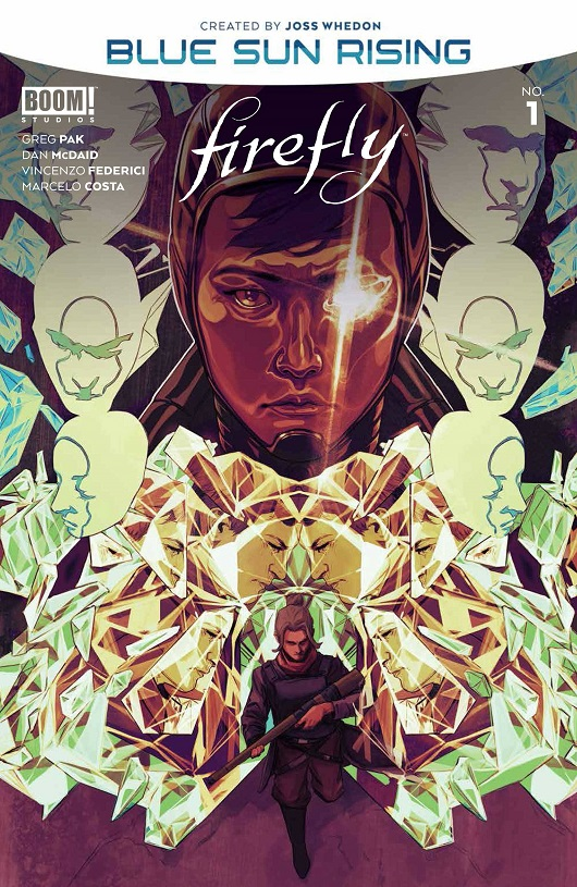 Cover of Firefly: Blue Sun Rising #1