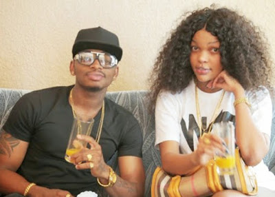 Diamond Platnumz Is A Serial Cheater - Wema Septu Warns Ladies