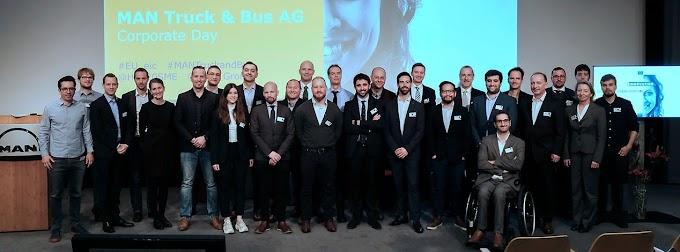 MAN Truck & Bus fija rumbo al futuro asociándose con empresas innovadoras