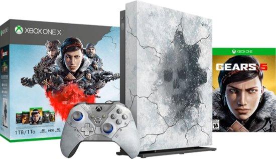 Sorteio Concorra a um XBOX ONE X do Gears 5 e muito mais!