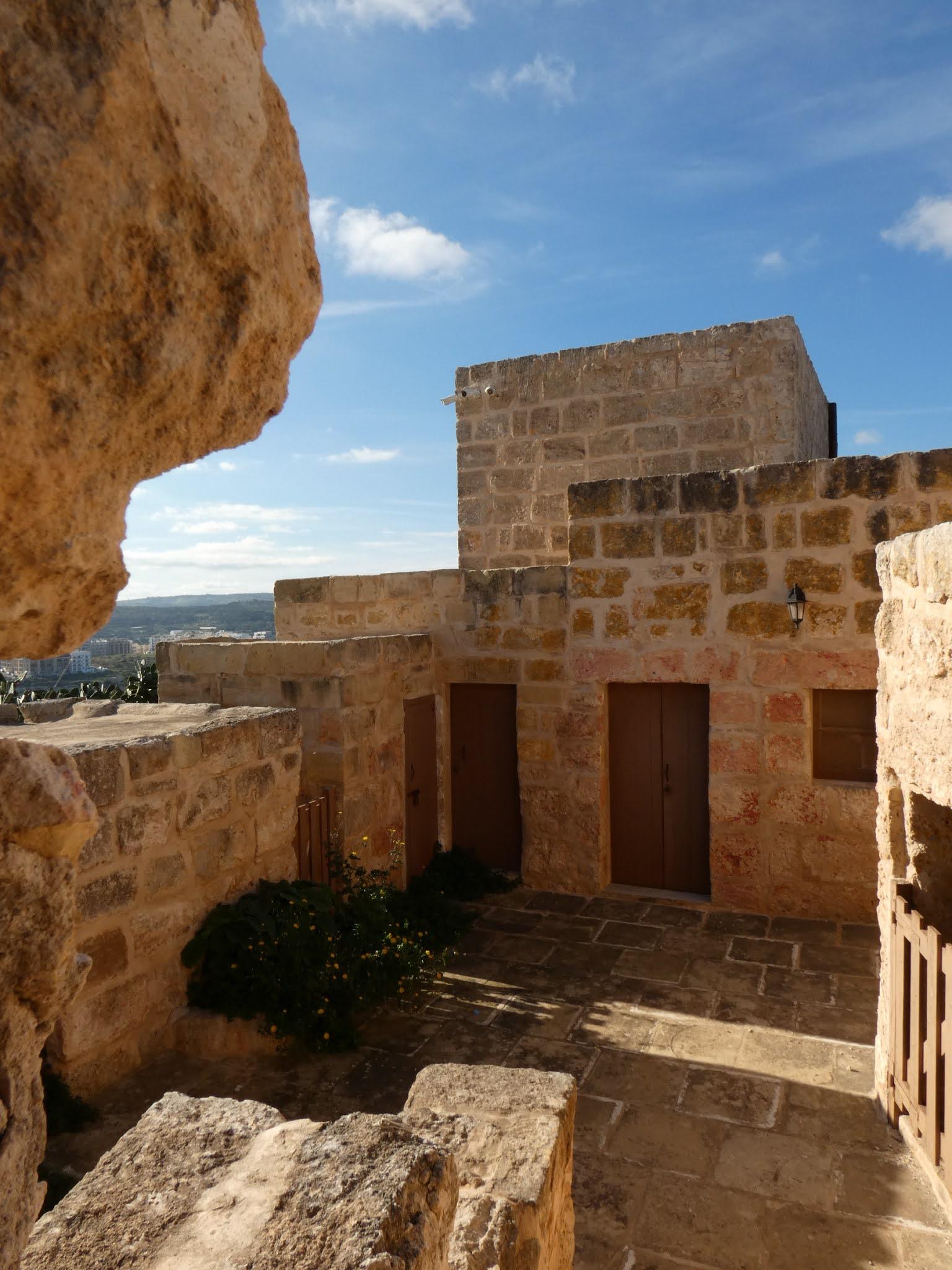 Sincerely Loree: Selmun farmhouses, Malta