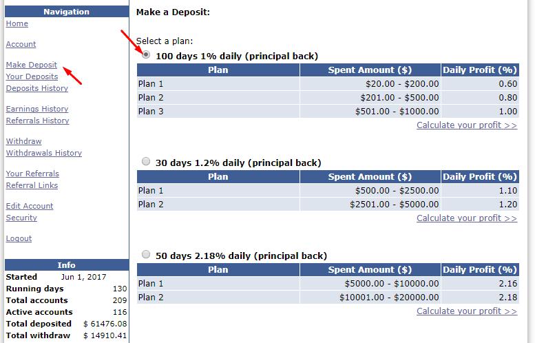 Регистрация в Crypto-FX 2
