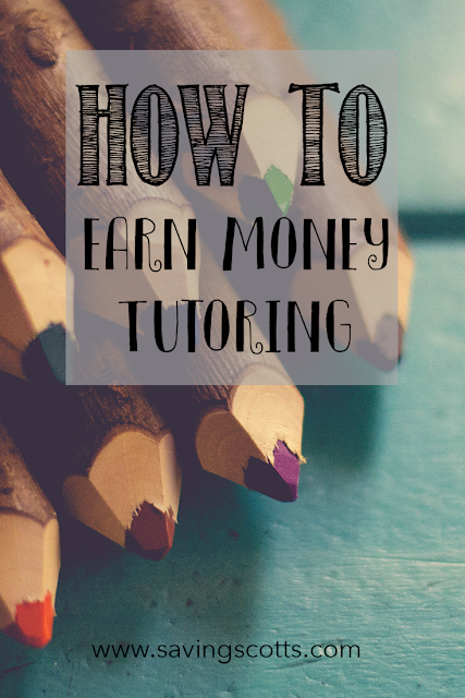 earn money  tutoring