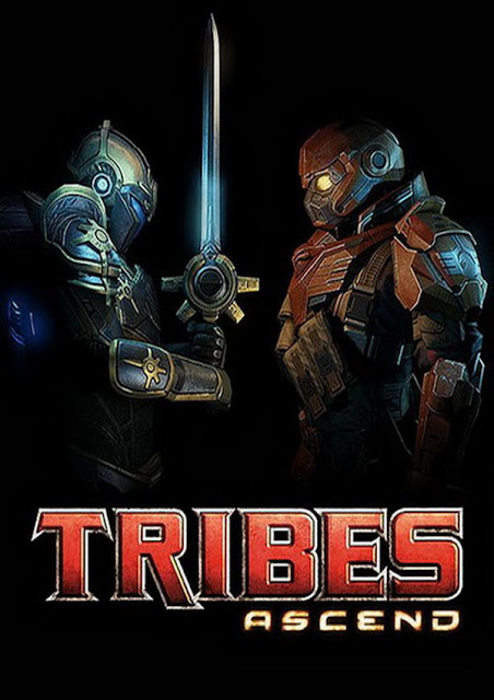 Tribes Ascend Download Cover Free Game