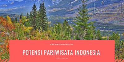 potensi pariwisata indonesia