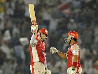 KXIP vs DC 61st Match IPL 2012 Highlights